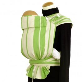 DidyTai Standard zelený - DIDYMOS nosítko od narození