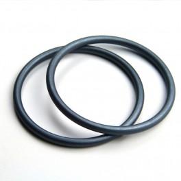 RS kroužky břidlicové (1 pár)