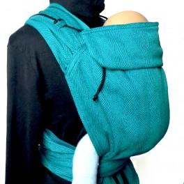 DidyTai Twisted Lisca smaragd - DIDYMOS nosítko od narození