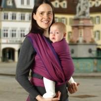 Lisca Viola - DIDYMOS šátek na nošení dětí