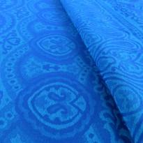 Ornament Kornblumenblau - DIDYMOS šátek na nošení dětí