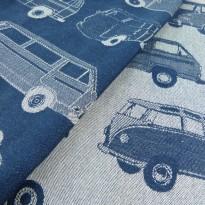 Bulli Nachtblau - DIDYMOS šátek na nošení dětí