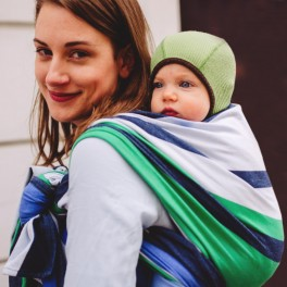 Marie - DIDYMOS šátek na nošení dětí