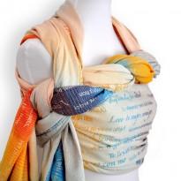 SANS FRONTIERES EBW 17 - DIDYMOS šátek na nošení dětí