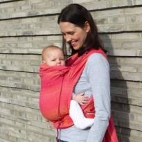DidyTai Ada pink Turmalin - DIDYMOS nosítko od narození