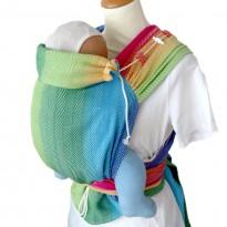DidyTai Lisca White Rainbow - DIDYMOS nosítko od narození