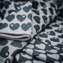 byGraziela Herzen Monochrom - DIDYMOS šátek na nošení dětí