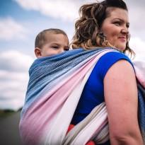 Lisca Northern Light - DIDYMOS šátek na nošení dětí