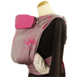 DidyTai Kanga funky pink - DIDYMOS nosítko od narození