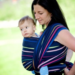 Lisa - DIDYMOS šátek na nošení dětí