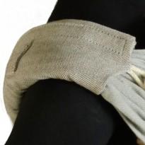 DidyPad Silber - ramenní vycpávky pro nosítka DIDYMOS