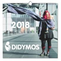 DIDYMOS nástěnný kalendář 2018