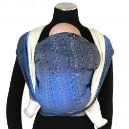 Prima Winterhimmel Wolle - DIDYMOS šátek na nošení dětí