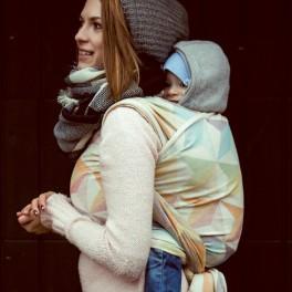 Zephyr - DIDYMOS šátek na nošení dětí