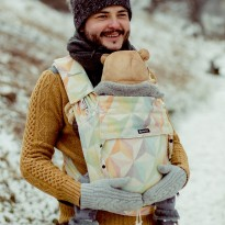 DidyKlick Zephyr - DIDYMOS rostoucí nosítko od narození