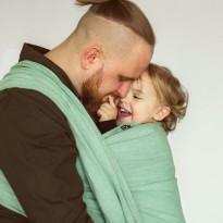 Jade - DIDYMOS šátek na nošení dětí