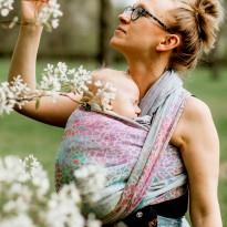 Sommer-Mosaik - DIDYMOS šátek na nošení dětí