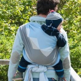 SLEVA Paul vel. 6 - DIDYMOS šátek na nošení dětí