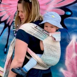 DidyKlick Prima Aurora - DIDYMOS rostoucí nosítko od narození