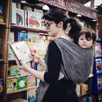 Metro Seide - DIDYMOS šátek na nošení dětí
