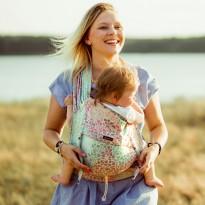 DidyKlick Sommer Mosaik - DIDYMOS rostoucí nosítko od narození