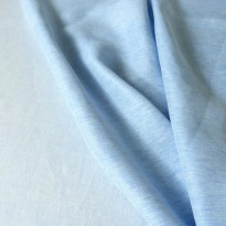 Doubleface Azur Lino - DIDYMOS šátek na nošení dětí