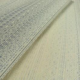 Prima Shades of blue Hanf/Leinen - DIDYMOS šátek na nošení dětí