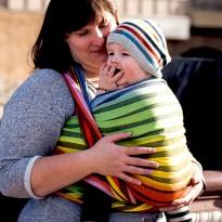 Prisma - DIDYMOS šátek na nošení dětí