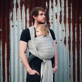 Lisca Pastell - DIDYMOS šátek na nošení dětí