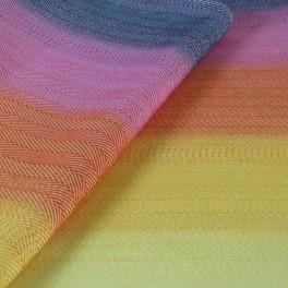 Lisca Sunrise No. 2 - DIDYMOS šátek na nošení dětí
