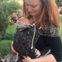 DidyKlick The Joy of Babywearing EBW 2019 - DIDYMOS rostoucí nosítko od narození