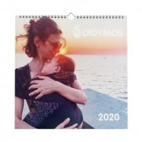 DIDYMOS nástěnný kalendář 2019