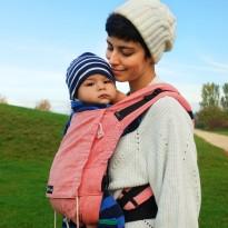 DidySnap Chili - DIDYMOS rostoucí ergonomické nosítko od narození