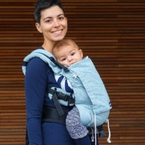 DidySnap Ozean - DIDYMOS rostoucí ergonomické nosítko od narození