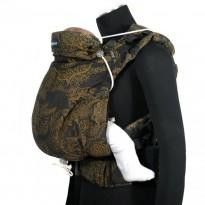 DidySnap Zauberwald Harvest - DIDYMOS rostoucí ergonomické nosítko od narození