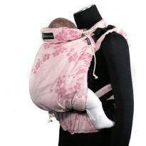DidySnap Kirschblüte - DIDYMOS rostoucí ergonomické nosítko od narození