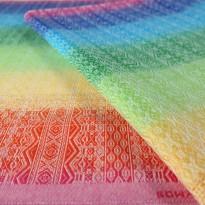 Ada Regenbogen - DIDYMOS šátek na nošení dětí