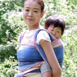 Prima Asayake Hanf - DIDYMOS šátek na nošení dětí