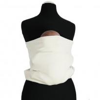 Bonding top přírodně bílý - DIDYMOS klokánkovací kapsa