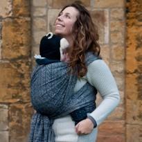 Ada - DIDYMOS šátek na nošení dětí