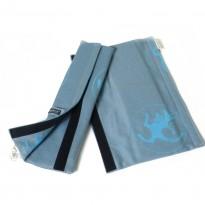 DidyPad Doubleface Anthrazit - ramenní vycpávky pro nosítka DIDYMOS