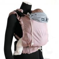 DidySnap Doubleface Rosalinde - DIDYMOS rostoucí ergonomické nosítko od narození