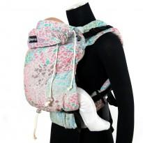 DidySnap Sommermosaik - DIDYMOS rostoucí ergonomické nosítko od narození