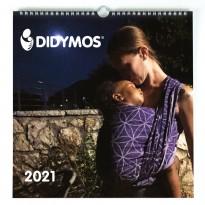 DIDYMOS nástěnný kalendář 2020