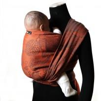 Zauberwald Kupfer - DIDYMOS šátek na nošení dětí