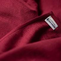 Prima rubínový - DIDYMOS šátek na nošení dětí